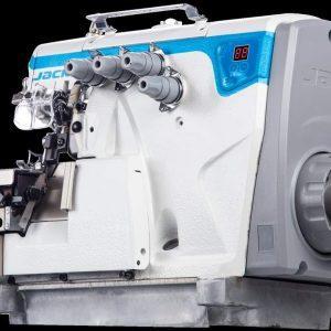 Máquina Overlock Industrial Semi Electrónica. Jack E4S – 5 (5 HILOS)