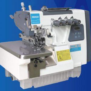 "Máquina Overlock Industrial   Electrónica ""MAQI C1-5"