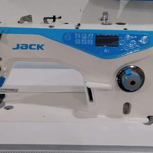 RECTA INDUSTRIAL JACK A5 FULL AUTOMATICA