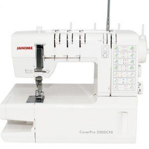 Maquina Doméstica  Colleretera Janome 2000CPX