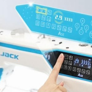 Maquina Industrial Jack Full Automatica  A5E