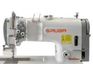 Máquina Industrial Doble Aguja Siruba T8200