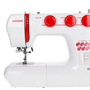 Máquina De Coser Domestica Janome 3016